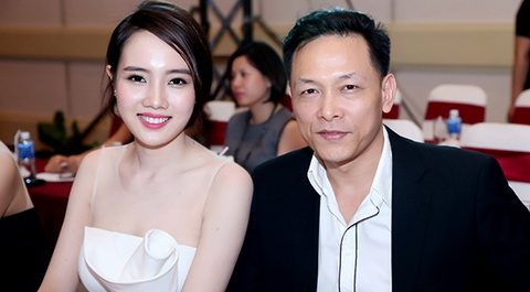 Diep Hong Dao tin su chung thuy cua Ngo Quang Hai hinh anh