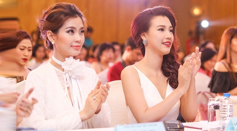 Hoa hau Ban sac Viet Toan cau se casting o nuoc ngoai hinh anh