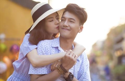 Quang Tuan - Linh Phi chup anh cuoi o Hoi An hinh anh 3