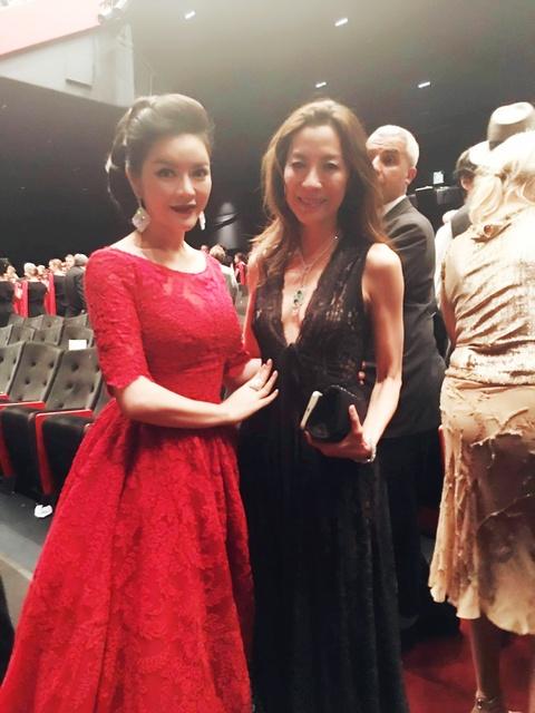 Ly Nha Ky kieu sa o Cannes hinh anh 7