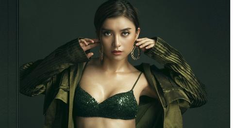 Chau gai Lam Truong lot xac voi phong cach sexy hinh anh