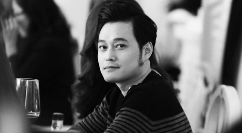 Quang Vinh dong phim do Chi Pu san xuat hinh anh