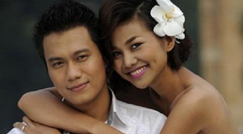 Viet Anh 'Chay an' bi Thanh Hang can chay mau moi hinh anh