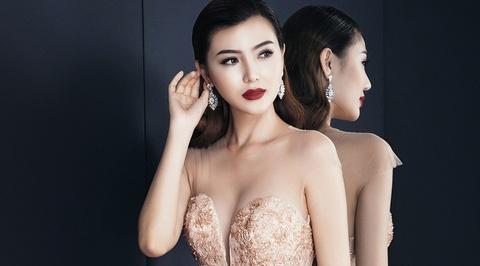 Ngoc Duyen se du Victoria's Secret Show 2016 tai Paris hinh anh