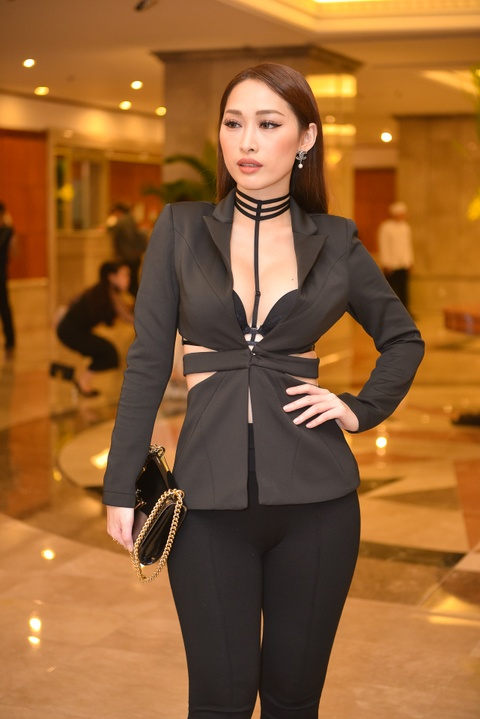 Ho Ngoc Ha, Ly Nha Ky noi bat giua dan my nhan Viet o su kien hinh anh 9
