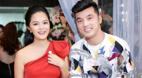 Pham Quynh Anh hoi ngo Ung Hoang Phuc o su kien hinh anh