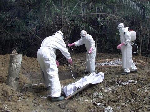 Chua khang dinh cong dan Thai Lan, Philippines nhiem Ebola hinh anh