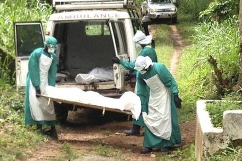 10 nguoi Viet dang o vung co dich Ebola hinh anh