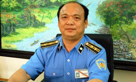 Bo Giao thong lap hoi dong ky luat Pho chanh thanh tra hinh anh