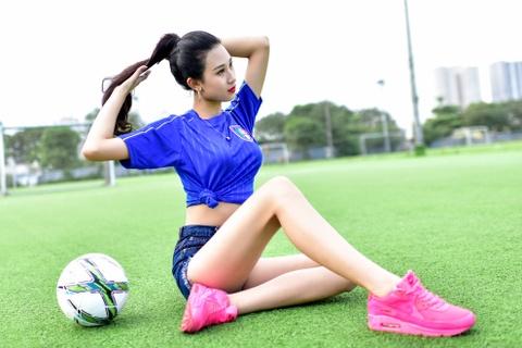 Top 5 Hoa khoi Ao dai doan Italy thang Tay Ban Nha ty so 2-1 hinh anh 1