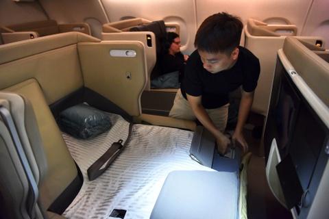 hang thuong gia hang hang khong singapore airlines hinh anh