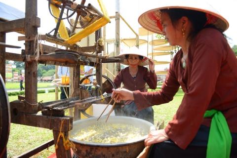 San xuat lua Ha Dong tai Hoang thanh Thang Long hinh anh 2