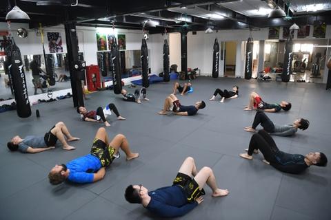 Kham pha lo vo tong hop MMA hang dau Ha Noi hinh anh 1