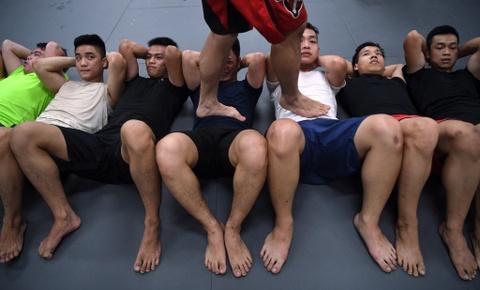 Kham pha lo vo tong hop MMA hang dau Ha Noi hinh anh 13