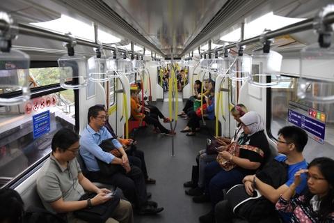 Trai nghiem Metro tai Kuala Lumpur hinh anh