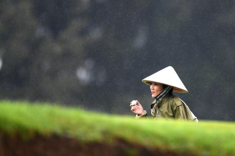 Hon 100 CEO du APEC danh golf duoi mua tam ta o Hoi An hinh anh 17