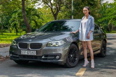 Danh gia BMW 520i 2015 - co dang mua voi gia 1 ty dong? hinh anh