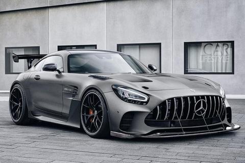Mercedes-AMG GT Black Series manh nhat co the ra mat trong thang 7 hinh anh