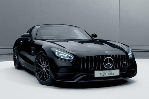 Mercedes-AMG GT 2021 tai My se duoc nang cap toan dien hinh anh