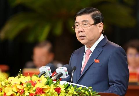 Ong Nguyen Thanh Phong tai dac cu Chu tich UBND TP.HCM hinh anh