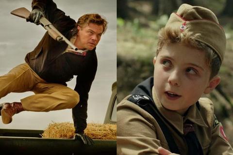 Leonardo DiCaprio tranh giai voi tai nang nhi tai Qua cau vang 2020 hinh anh