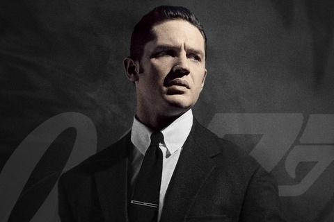 Fan tranh cai truoc tin Tom Hardy co the tro thanh James Bond moi hinh anh