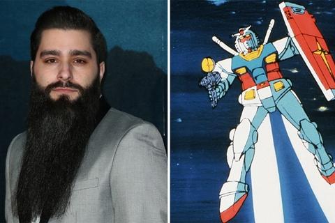 Dao dien 'Kong' lam phim 'Gundam' hinh anh