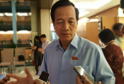 Bo truong Lao dong: Hoc vien cai nghien bo tron vi so ra toa hinh anh