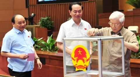 Hom nay tan Bo truong Giao thong, Tong Thanh tra ra mat hinh anh