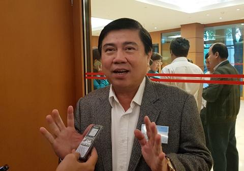 Chu tich TP.HCM: Can co che rieng chu khong xin 'mieng banh' to hon hinh anh