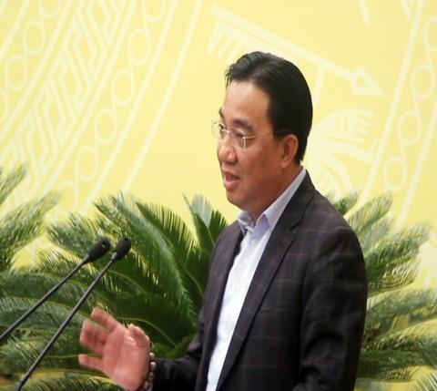 Giam doc So Giao thong Ha Noi: Nguoi dan ung ho tang gia trong giu xe hinh anh