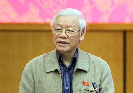 Tong bi thu: Trung uong khong bao gio nhut chi chong tham nhung hinh anh