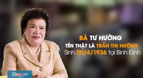 Hanh trinh dung 'de che' Hoan Cau nghin ty cua ba Tu Huong hinh anh