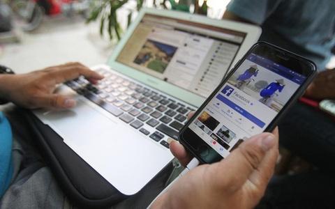 Ban hang tren Facebook phai nop bao nhieu loai thue? hinh anh