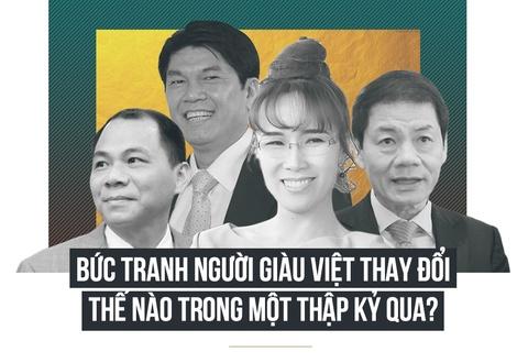 Buc tranh nguoi giau Viet thay doi the nao qua mot thap ky? hinh anh 1