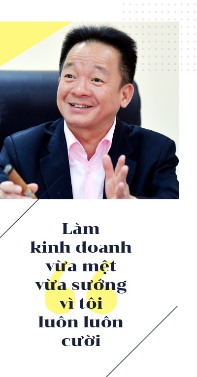 Bau Hien: 'Lam kinh doanh met nhung suong' hinh anh 11