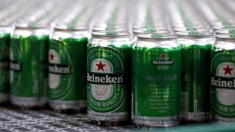 Heineken mua cong ty bia lon nhat Trung Quoc hinh anh