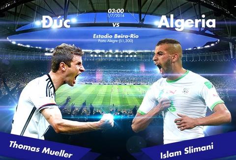 Duc - Algeria: Chien thang cho Co xe tang hinh anh