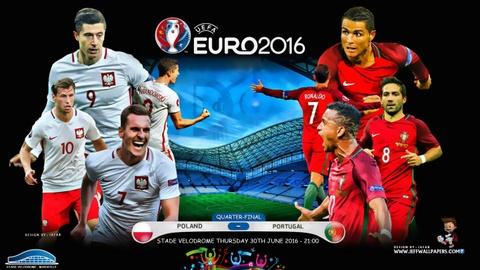 Ket qua vong 1/8 va lich thi dau tu ket Euro 2016 hinh anh