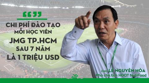 Chi phi cho moi hoc vien JMG TP.HCM len toi 1 trieu USD hinh anh 1