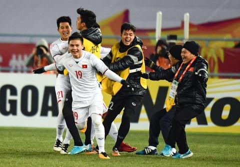 Tuong thuat U23 VN vs U23 Qatar (2-2, 4-3 pen): Chien thang nghet tho hinh anh