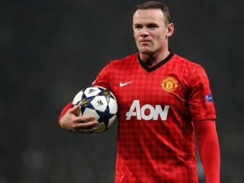 Rooney bi loai khoi tran tranh Community Shield hinh anh