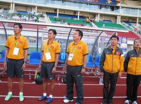 U23 Viet Nam: Tu chuyen ong Phuc khong hat Quoc ca hinh anh
