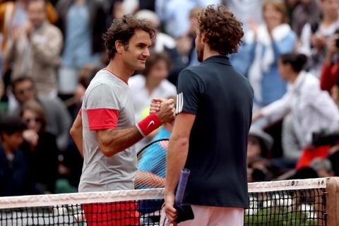 That bai bat ngo cua Federer truoc Gulbis tai vong 4 hinh anh