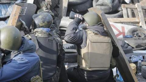 Nghi an lien minh cam quyen Ukraina thue xa thu ban nguoi hinh anh