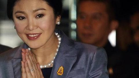 Ba Yingluck bac bo cao buoc lam dung quyen luc hinh anh