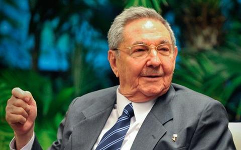 Chu tich Cuba Raul Castro khong chap nhan su can du cua My hinh anh