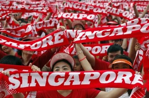Tong tuyen cu o Singapore duoc du bao dac biet cang thang hinh anh