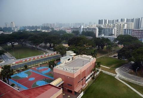 Singapore truoc va sau khi chim trong khoi mu hinh anh 11