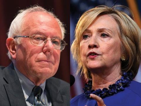 Ba Clinton dap tra du doi truoc su cong kich tu doi thu hinh anh
